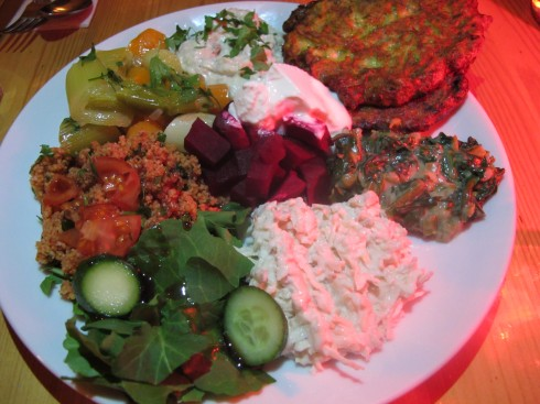 Meze Turkish Food